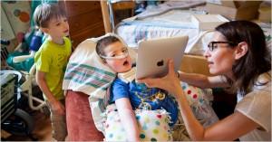 iPad and Disabilities