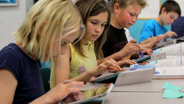 Ipads In Elementary Schools Largest Deploym...